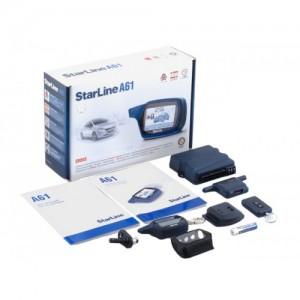 StarLine A61 4X4 Dialog