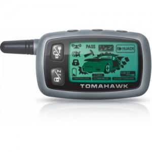 TOMAHAWK TW-7010 с установкой