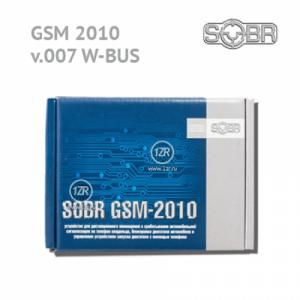 SOBR-GSM 2010 v.007