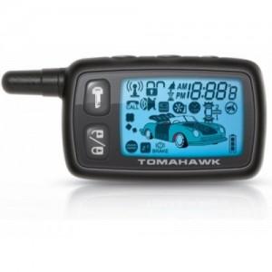 TOMAHAWK D-700 с установкой