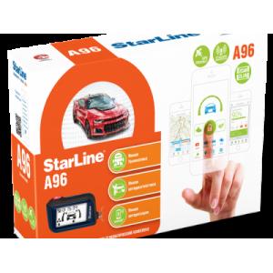 Сигнализация StarLine A96
